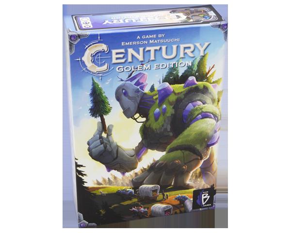 Century – Golem (EN)  香料之路