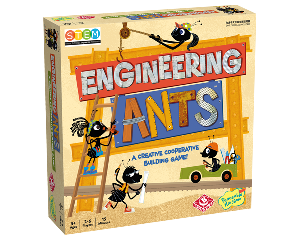 Engineering Ants 螞蟻工程師
