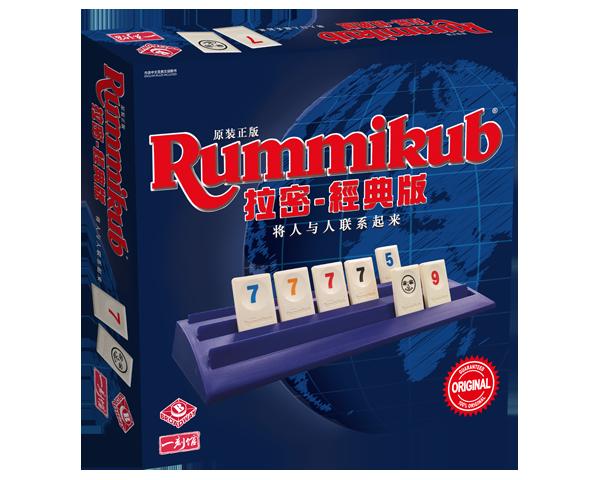 Rummikub Mundo – 經典版