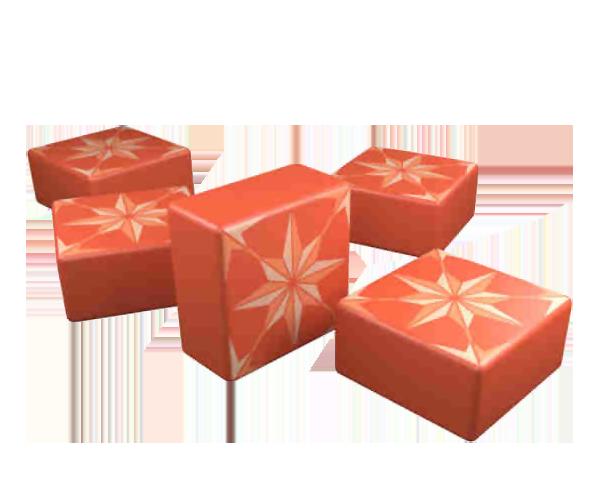 Azul – Orange Tiles Upgrade / 花磚物語橙色磚升級擴充