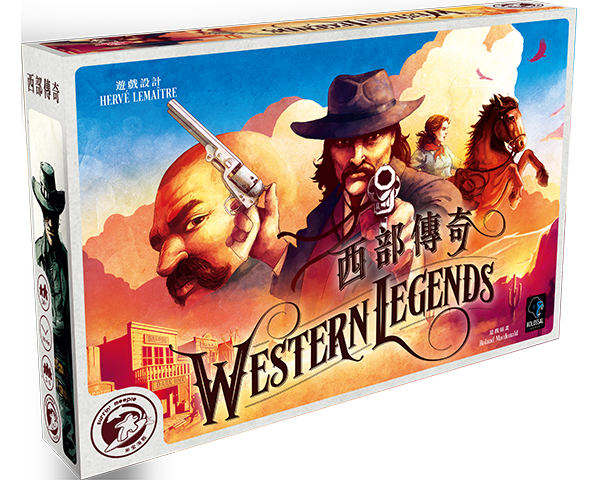 Western Legends / 西部傳奇