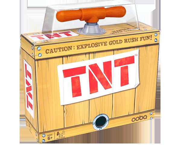 TNT / 金礦大爆炸
