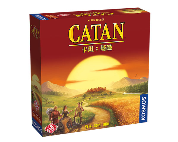 Catan Base Game / 卡坦 : 基礎