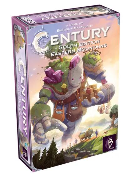 Century: Golem Edition – Eastern Mountains
